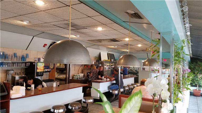 Long Established Diner – 3 income property