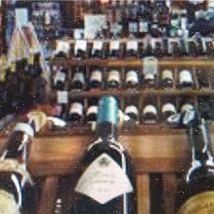 Best wine selection in affluent town