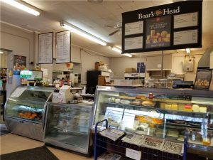 Established Deli with a Lot of Catering Business