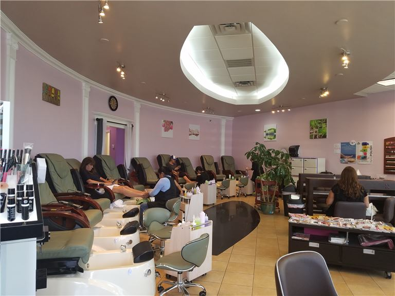 Two Very Profitable Nail Salon Within 3 Miles for Sale