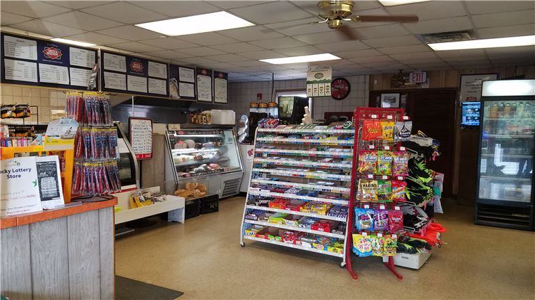Well established Deli plus convenience store