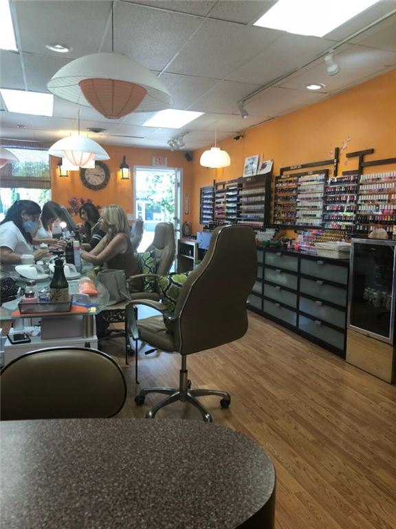 Small, very profitable nail salon